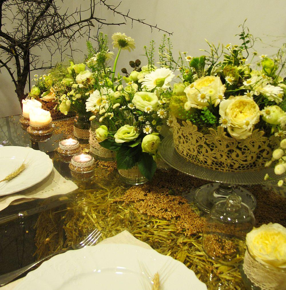 adelaparvu.com about Romanian wedding theme, Floraria Iris stand, floral designer Nicu Bocancea (8)