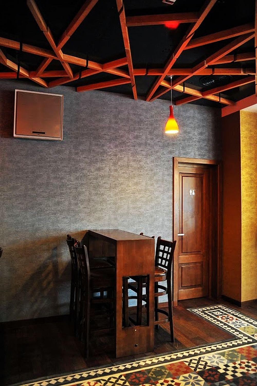 adelaparvu.com about Traffic Restaurant and Lounge Bucharest, Architecture One Design, Photo Adrian Gabriel Nastase (10)