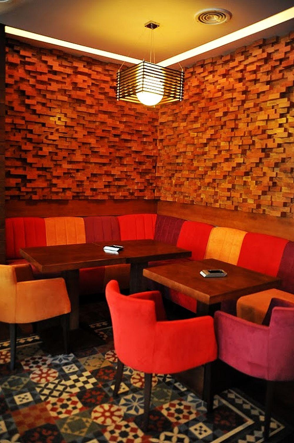adelaparvu.com about Traffic Restaurant and Lounge Bucharest, Architecture One Design, Photo Adrian Gabriel Nastase (11)