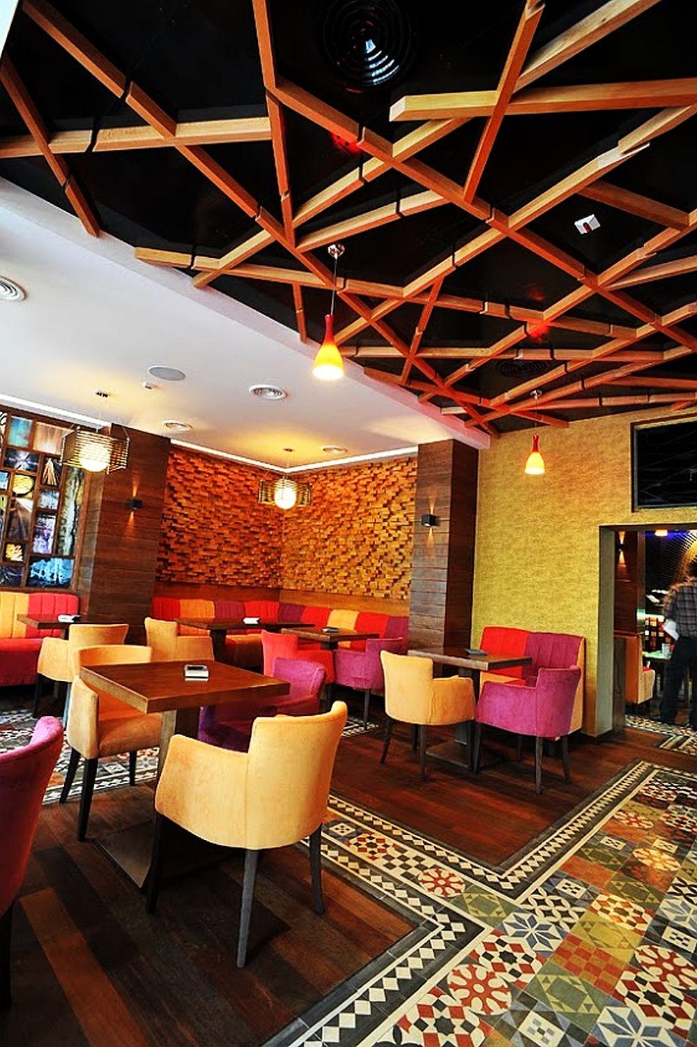 adelaparvu.com about Traffic Restaurant and Lounge Bucharest, Architecture One Design, Photo Adrian Gabriel Nastase (4)