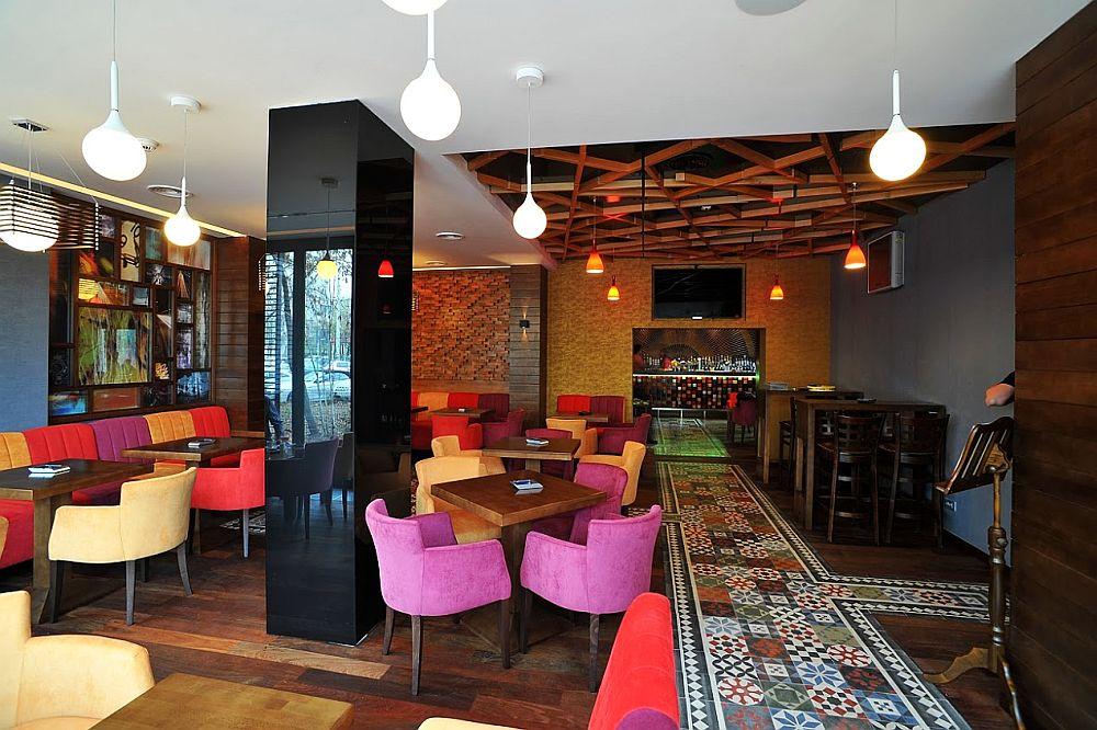 adelaparvu.com about Traffic Restaurant and Lounge Bucharest, Architecture One Design, Photo Adrian Gabriel Nastase (5)