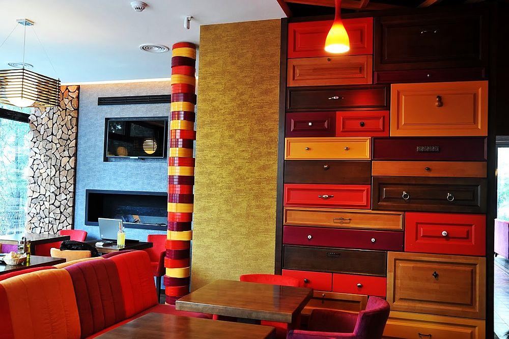 adelaparvu.com about Traffic Restaurant and Lounge Bucharest, Architecture One Design, Photo Adrian Gabriel Nastase (8)