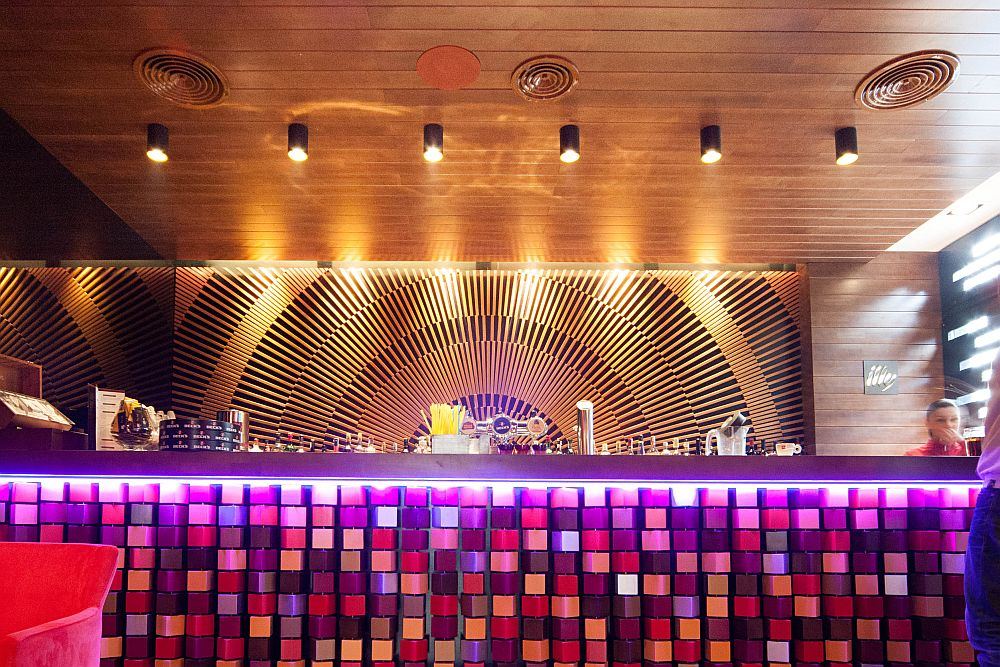 adelaparvu.com about Traffic Restaurant and Lounge Bucharest, Architecture One Design, Photo Goran Drenkov (5)