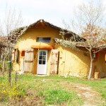 adelaparvu.com about cob house in Romania Sasca Montana village, architect Ileana Mavrodin, Casa Verde, casa de lut (26a)