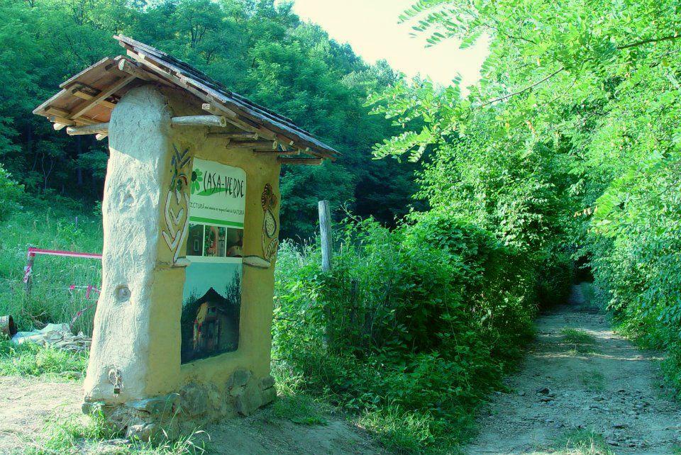 adelaparvu.com about cob house in Romania Sasca Montana village, architect Ileana Mavrodin, Casa Verde, casa de lut (27)