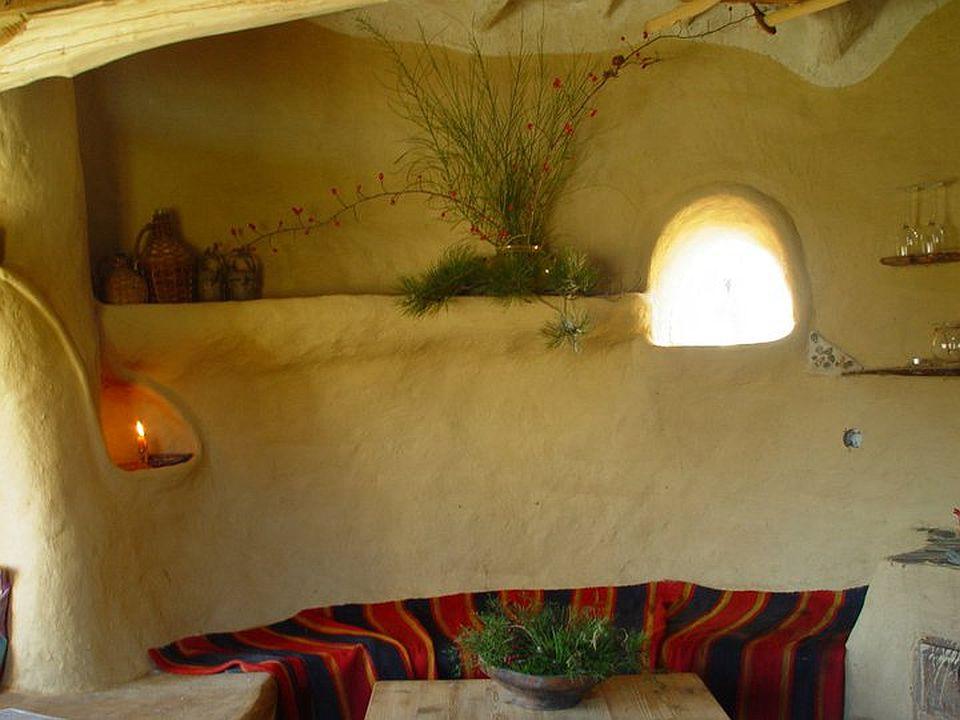 adelaparvu.com about cob house in Romania Sasca Montana village, architect Ileana Mavrodin, Casa Verde, casa de lut (4)
