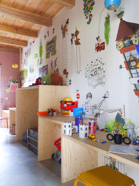 adelaparvu.com about modern farm, designer Larissa van Seumeren, Photo Viva Vida and Living Agency (1)