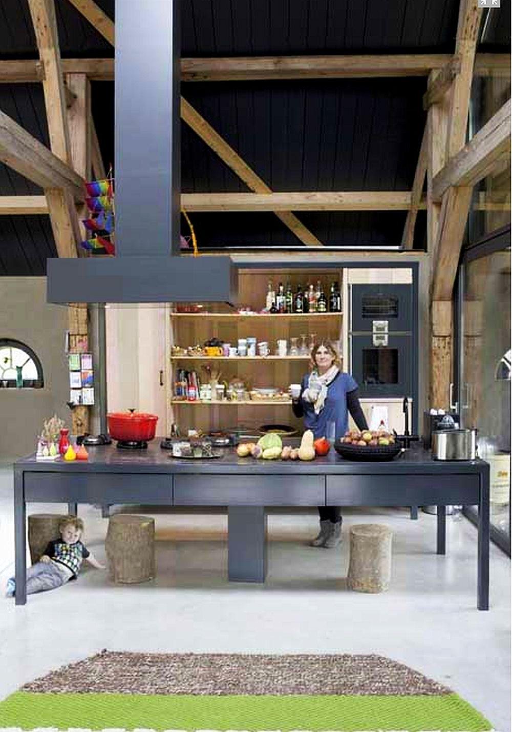 adelaparvu.com about modern farm, designer Larissa van Seumeren, Photo Viva Vida and Living Agency (13)