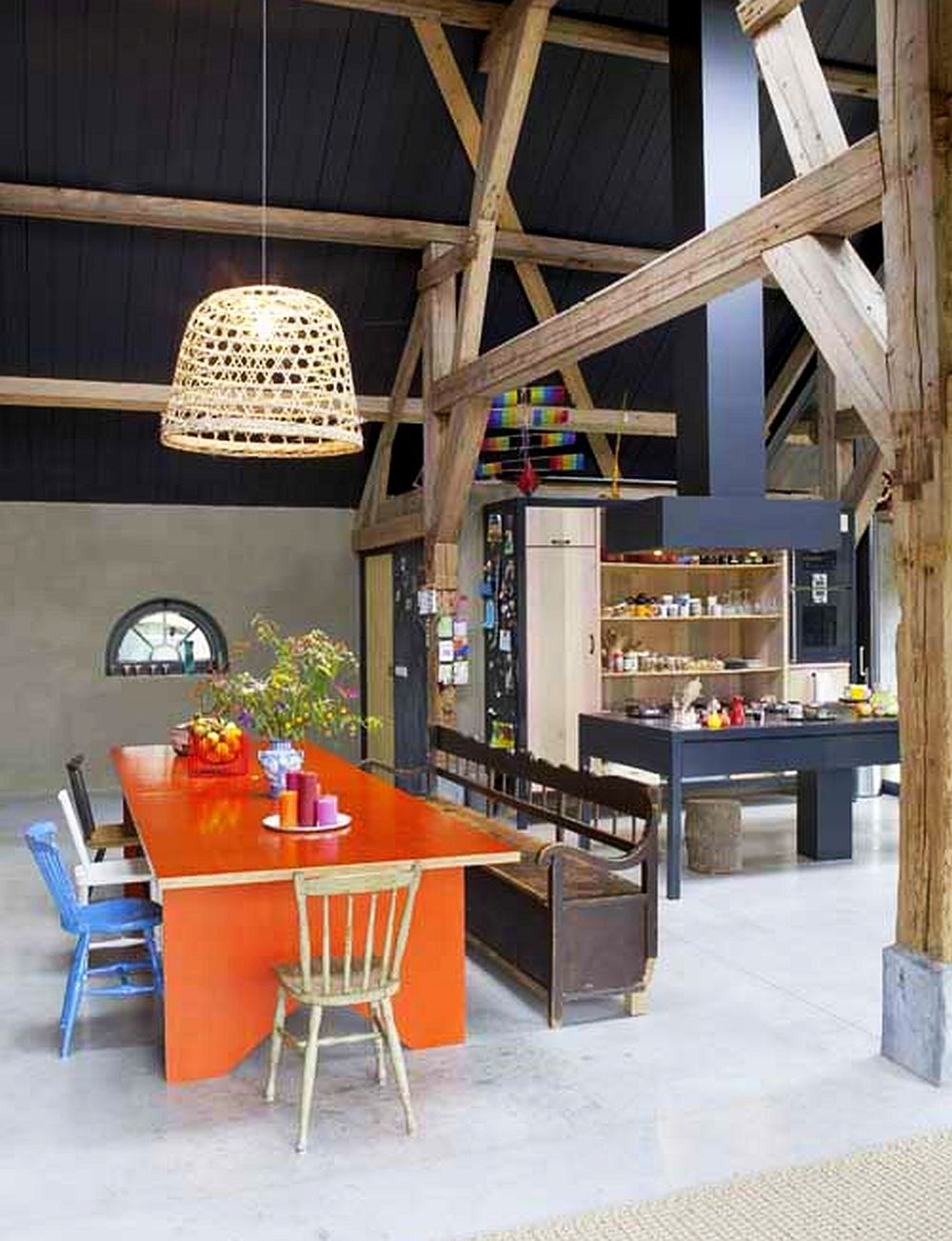 adelaparvu.com about modern farm, designer Larissa van Seumeren, Photo Viva Vida and Living Agency (40)