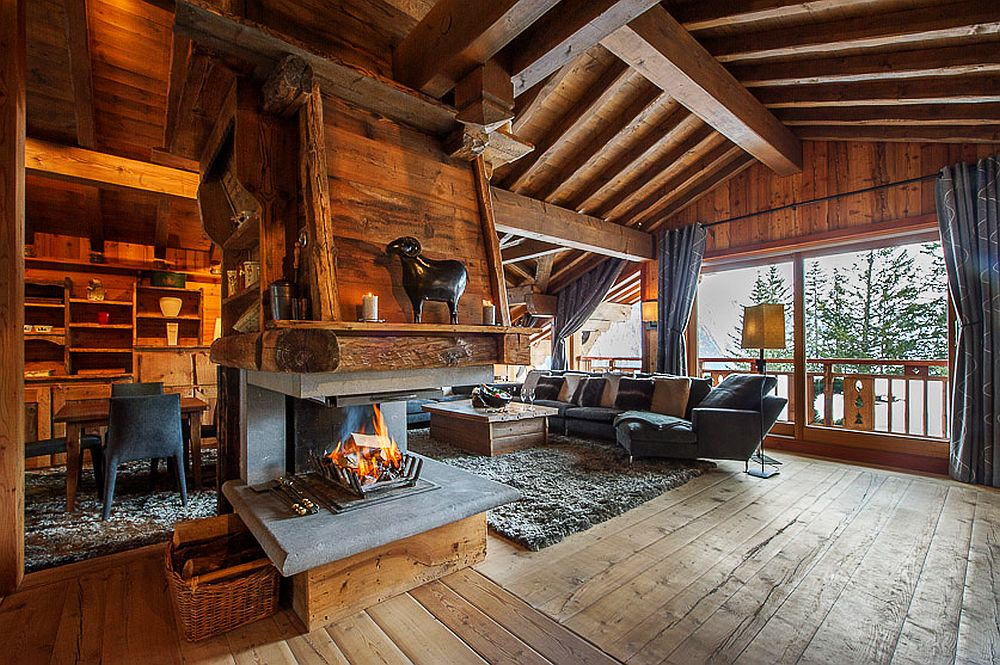 adelaparvu.com despre Chalet Aspen Courchevel (1)