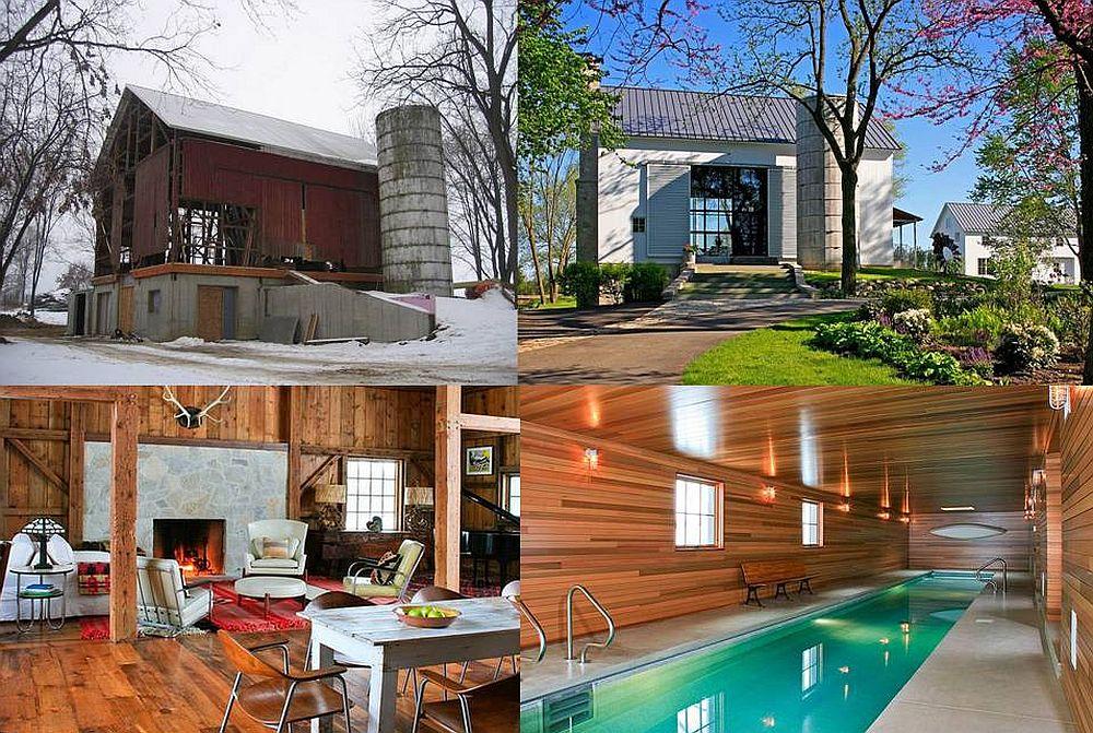 adelaparvu.com despre Michigan Barn, architect Austin DePree, before and after barn transformation, Northworks Architects  (1)
