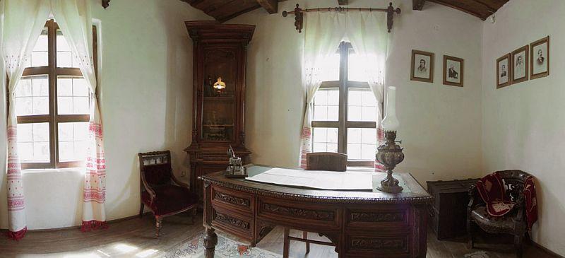 Casa Memoriala Mihai Eminescu de la Ipotesti