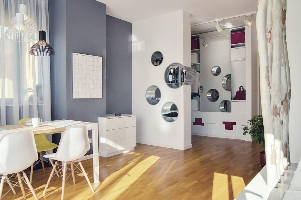adelaparvu.com despre amenajare apartament 3 camere Timisoara, design interior Ezzo Design (12)