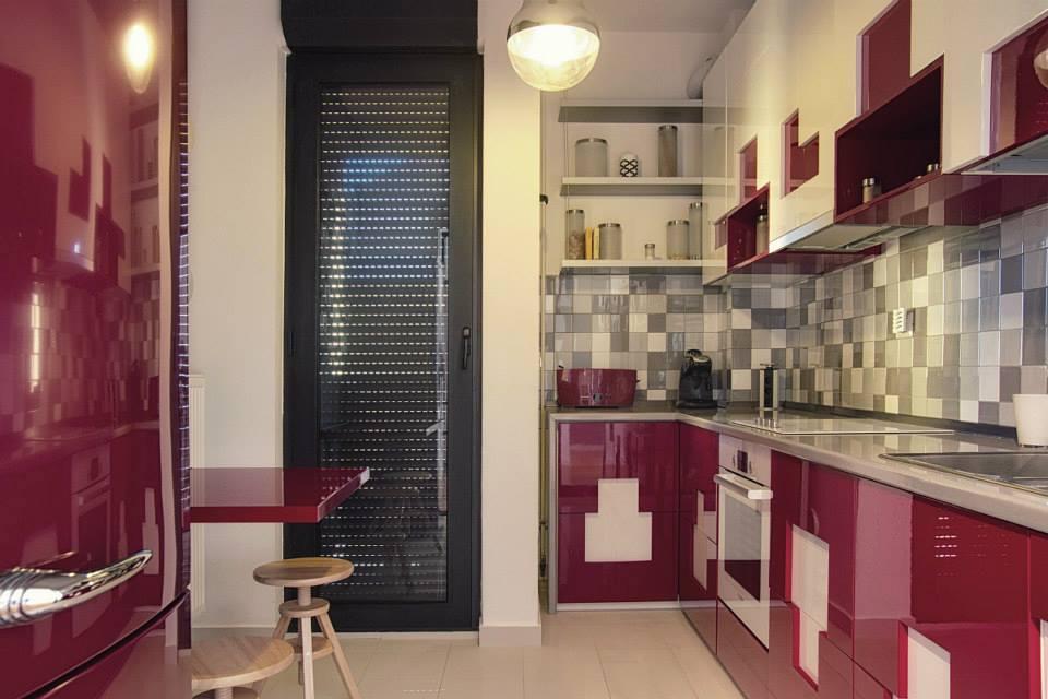 adelaparvu.com despre amenajare apartament 3 camere Timisoara, design interior Ezzo Design (13)