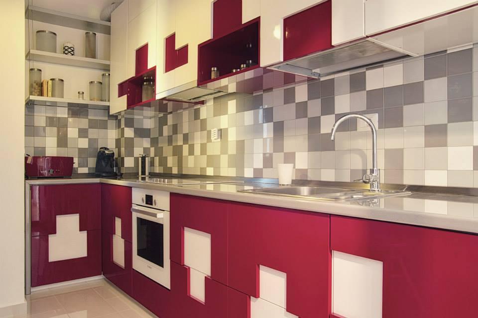 adelaparvu.com despre amenajare apartament 3 camere Timisoara, design interior Ezzo Design (5)