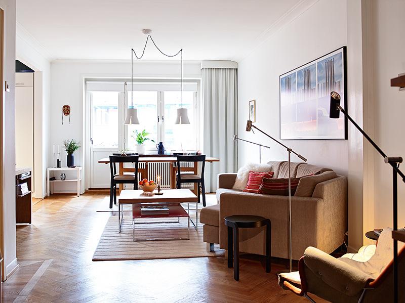 adelaparvu.com despre apartament 3 camere, Foto Janne Olander, Standshem (12)