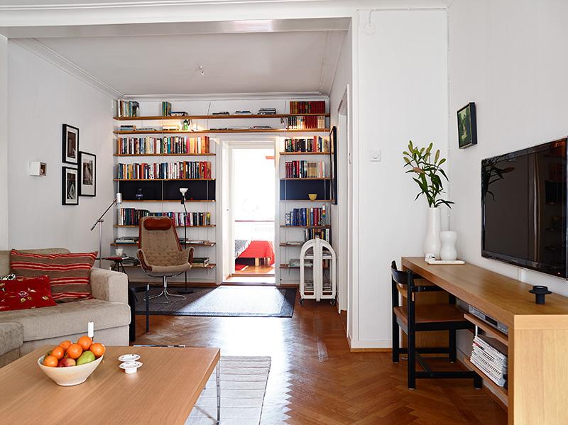 adelaparvu.com despre apartament 3 camere, Foto Janne Olander, Standshem (14)