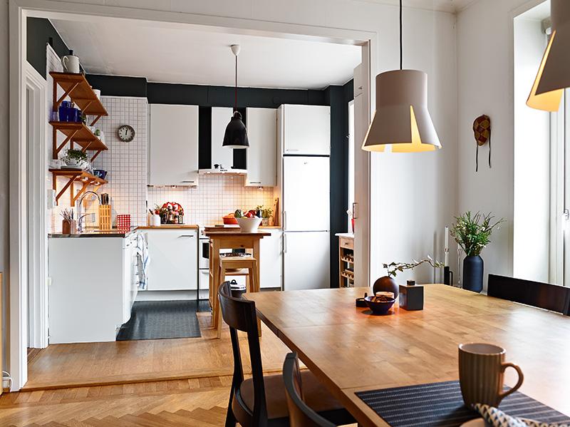 adelaparvu.com despre apartament 3 camere, Foto Janne Olander, Standshem (9)
