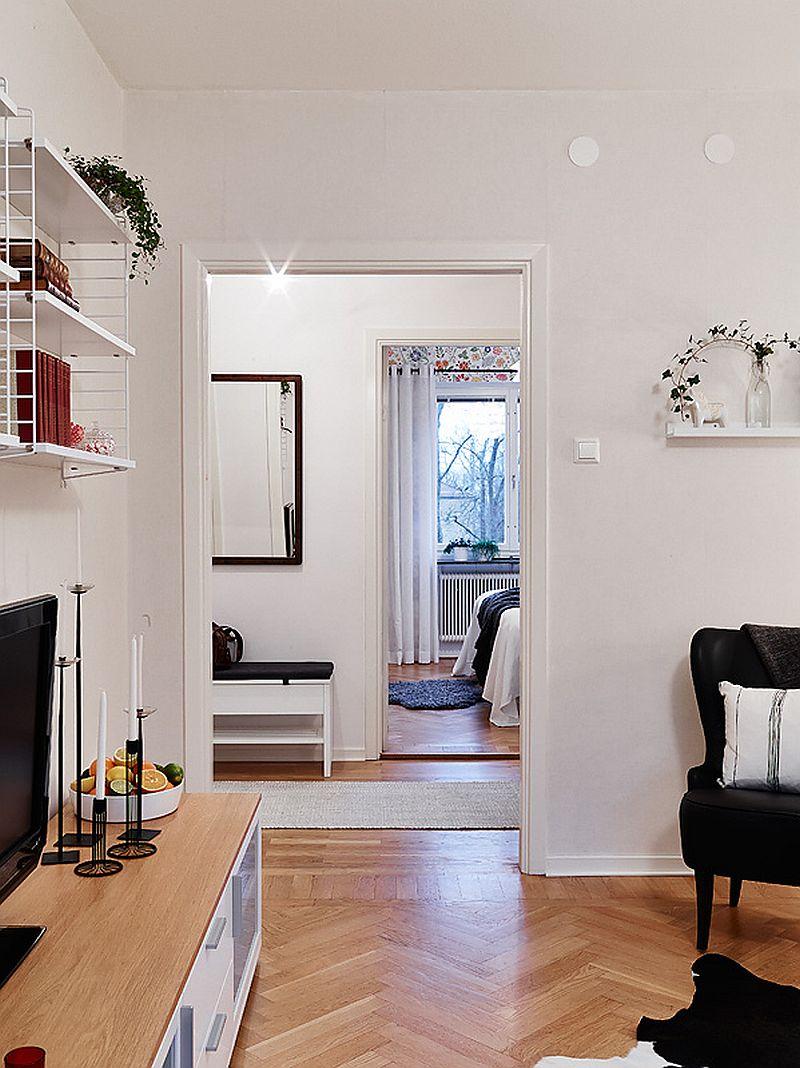 adelaparvu.com despre apartament de doua camere, Foto Jonas Berg (8)