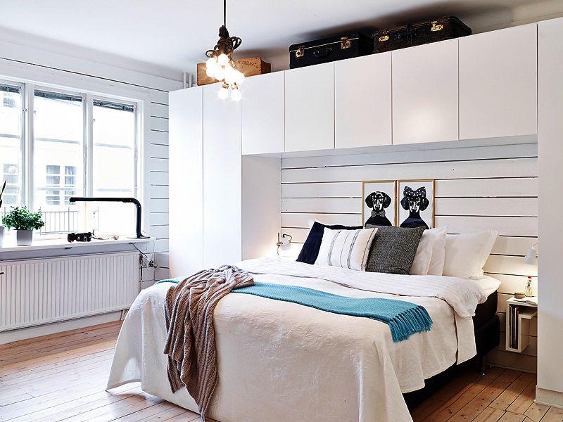 adelaparvu.com despre apartament de doua camere cu aer de casa la curte, Foto Jonas Berg (12)