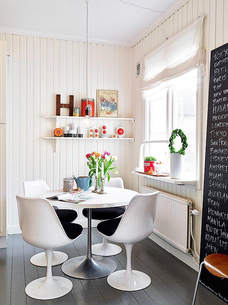 adelaparvu.com despre apartament de doua camere cu aer de casa la curte, Foto Jonas Berg (13)