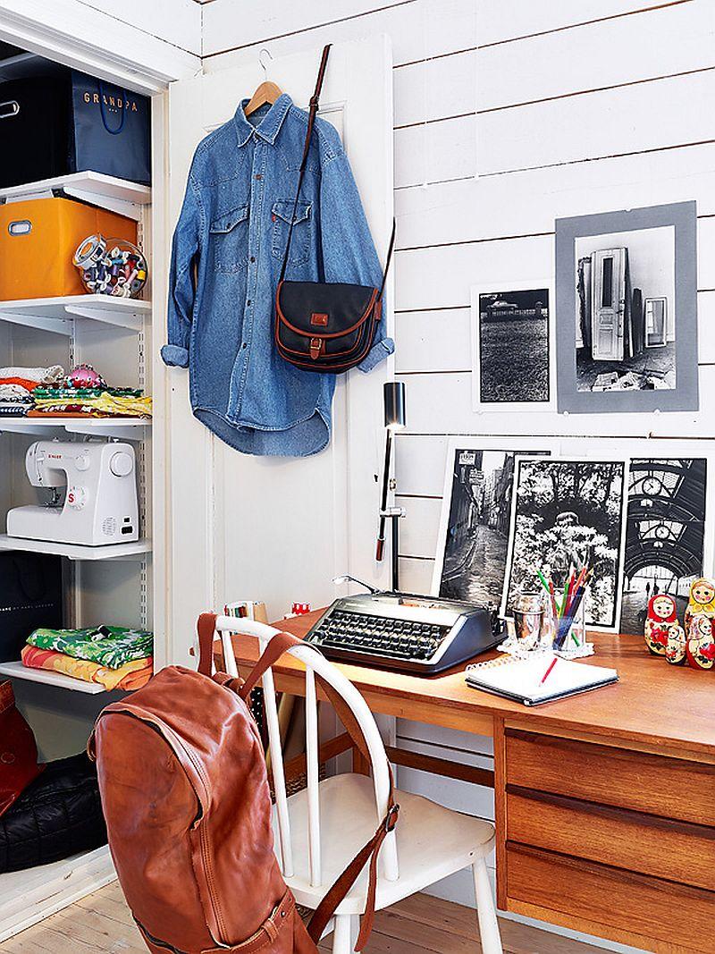 adelaparvu.com despre apartament de doua camere cu aer de casa la curte, Foto Jonas Berg (15)