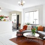 adelaparvu.com despre apartament de doua camere cu aer de casa la curte, Foto Jonas Berg (20)