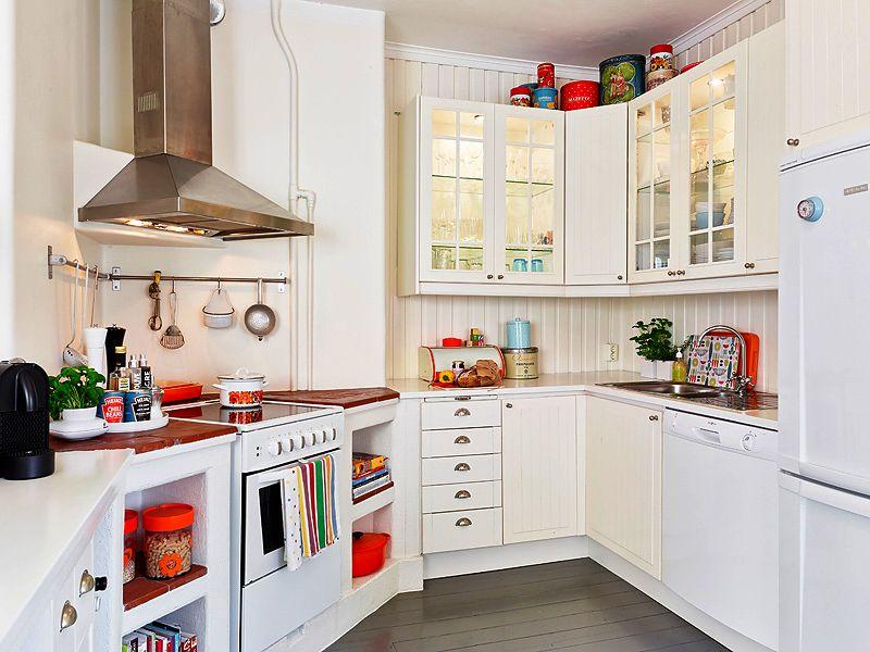 adelaparvu.com despre apartament de doua camere cu aer de casa la curte, Foto Jonas Berg (4)