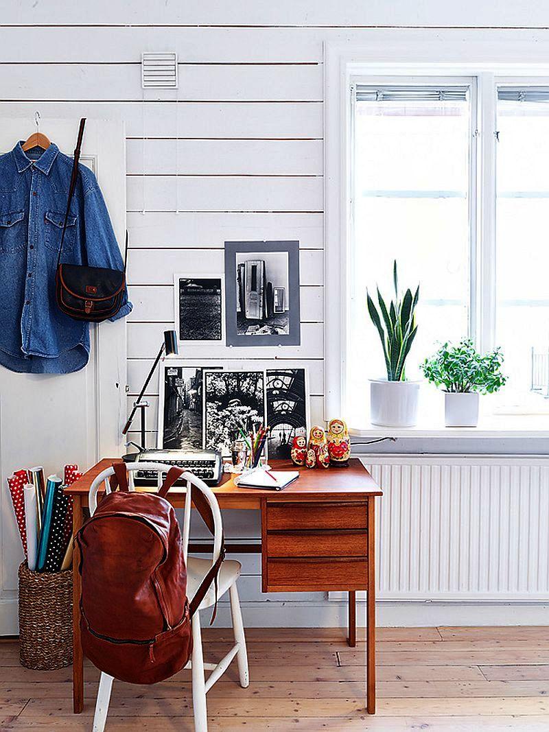 adelaparvu.com despre apartament de doua camere cu aer de casa la curte, Foto Jonas Berg (8)
