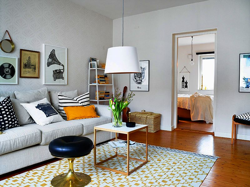 adelaparvu.com despre apartament de trei camere, Foto Janne Olander (1)