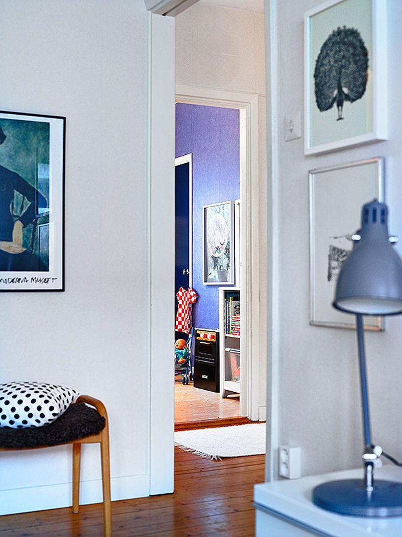 adelaparvu.com despre apartament de trei camere, Foto Janne Olander (5)