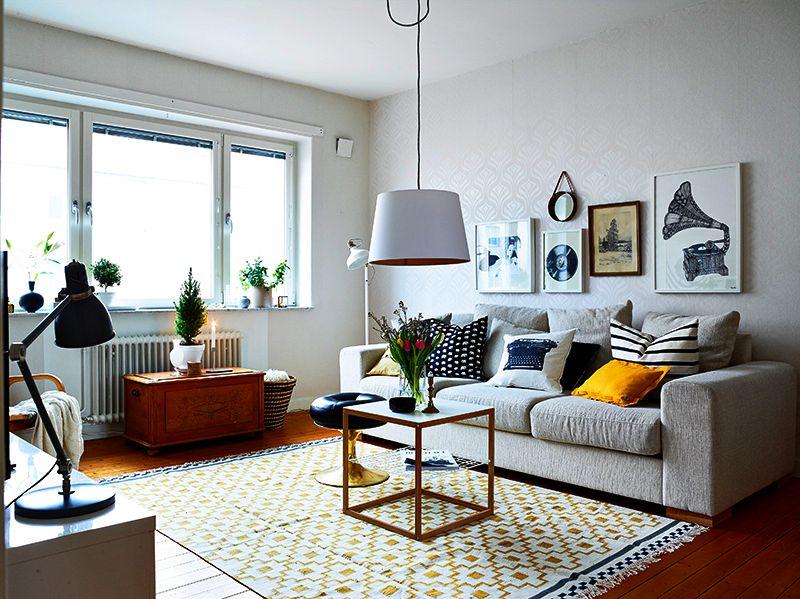 adelaparvu.com despre apartament de trei camere, Foto Janne Olander (9)