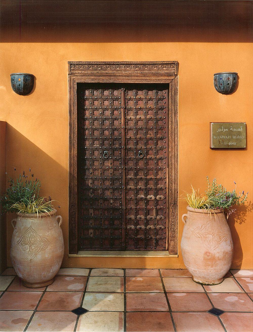 adelaparvu.com despre casa in stil marocan, maroccan kasbah, design interior Barry Johnson, arh Louie Leu, Foto Sharon Risedorph (10)