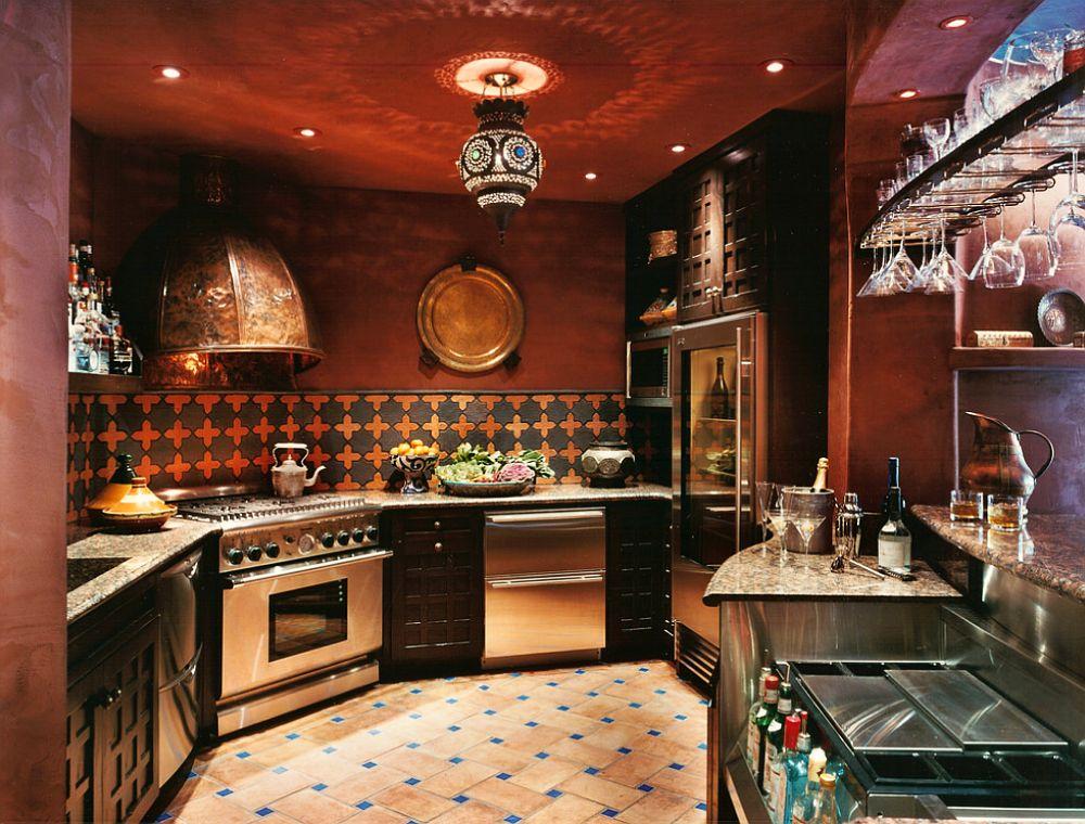 adelaparvu.com despre casa in stil marocan, maroccan kasbah, design interior Barry Johnson, arh Louie Leu, Foto Sharon Risedorph (13)