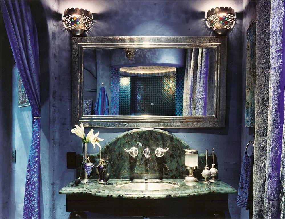 adelaparvu.com despre casa in stil marocan, maroccan kasbah, design interior Barry Johnson, arh Louie Leu, Foto Sharon Risedorph (3)