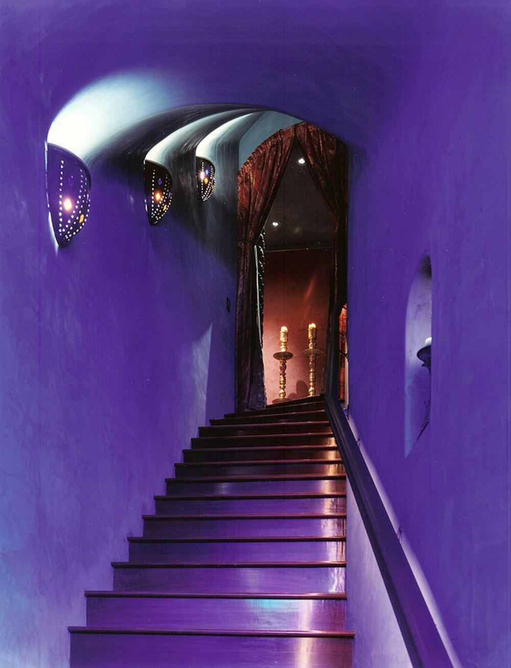 adelaparvu.com despre casa in stil marocan, maroccan kasbah, design interior Barry Johnson, arh Louie Leu, Foto Sharon Risedorph (9)