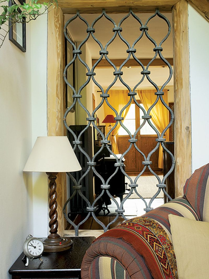 adelaparvu.com despre casa rustica cu atelier de pictura si studio muzical, Foto Jacek Kucharczyk, Weranda Country (5)