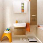 adelaparvu.com despre colectia antibacteriana de obiecte sanitare si mobilier baie Cersanit Pure Silver Protect (1)