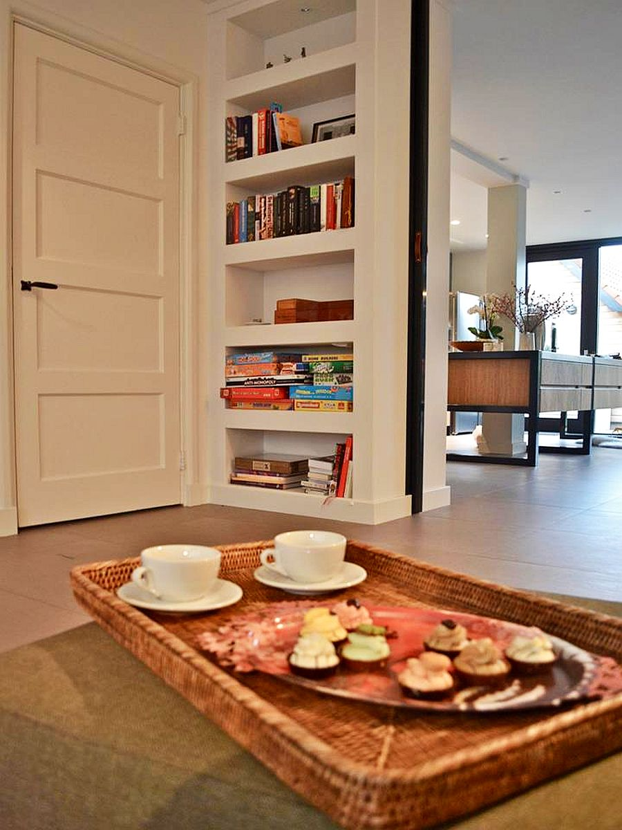 adelaparvu.com despre garaj transformat in living si bucatarie, design interior Viva Vida (1)