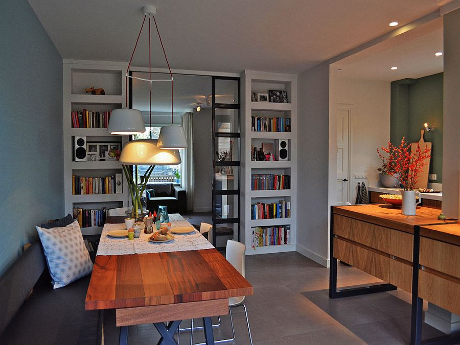 adelaparvu.com despre garaj transformat in living si bucatarie, design interior Viva Vida (10)