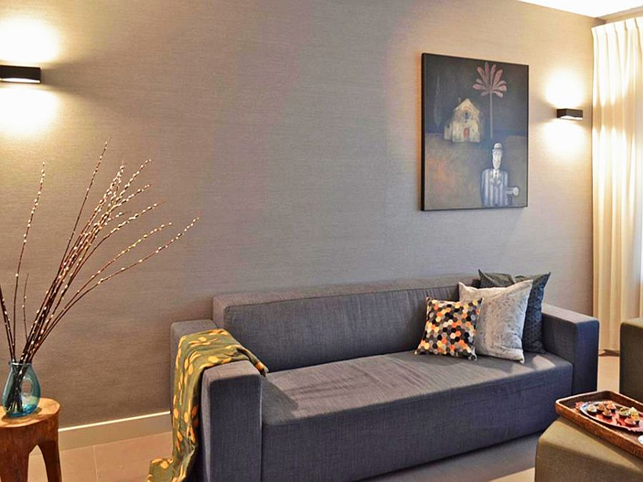 adelaparvu.com despre garaj transformat in living si bucatarie, design interior Viva Vida (2)