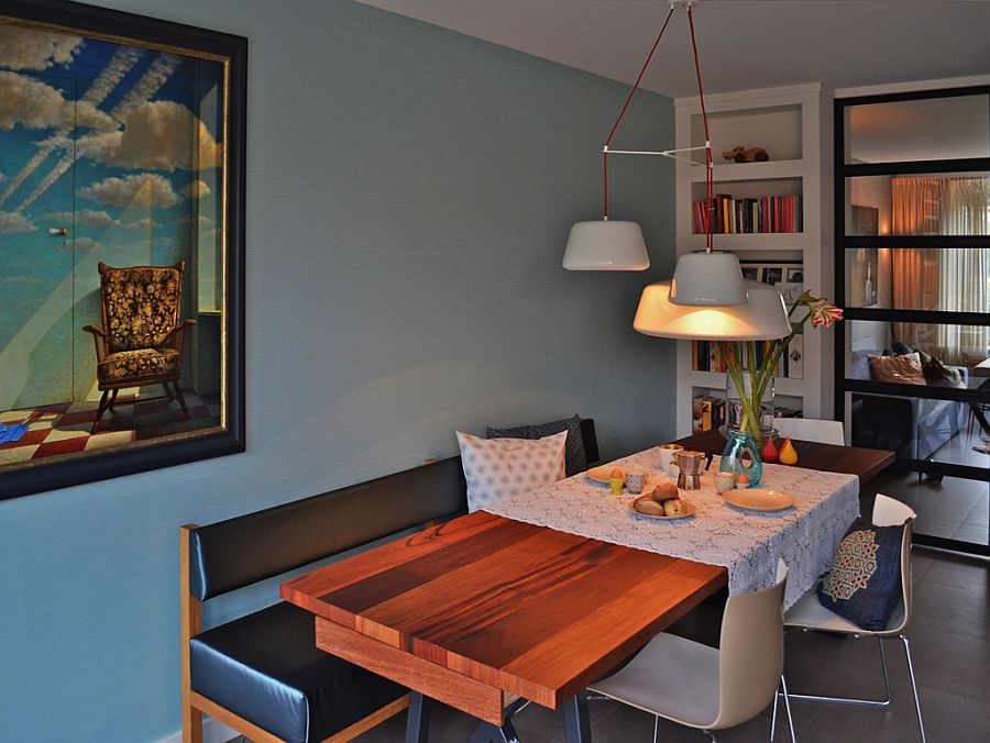 adelaparvu.com despre garaj transformat in living si bucatarie, design interior Viva Vida (6)