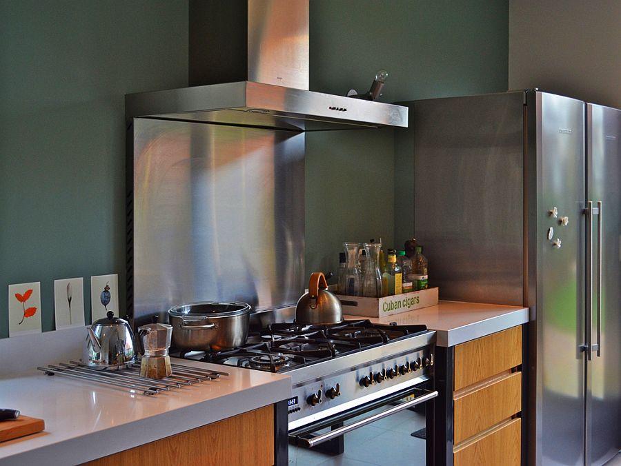 adelaparvu.com despre garaj transformat in living si bucatarie, design interior Viva Vida (8)