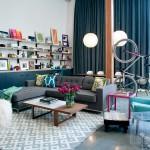 adelaparvu.com despre loft urban, design interior Daleet Spector, foto Lee Manning (5)