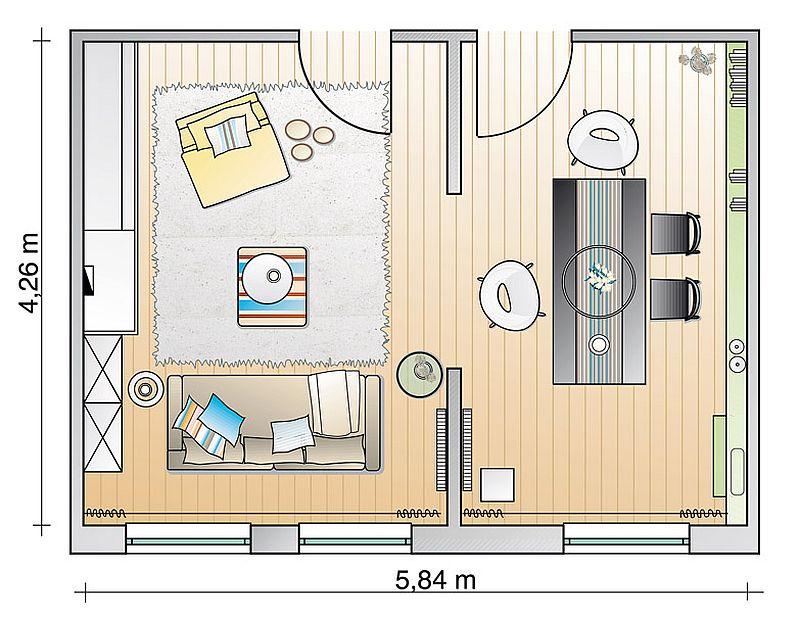 adelaparvu.com despre modernizarea unui living, Foto Stefan Thurmann, Schoner Wohnen (1)