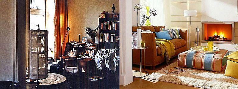 adelaparvu.com despre modernizarea unui living, Foto Stefan Thurmann, Schoner Wohnen