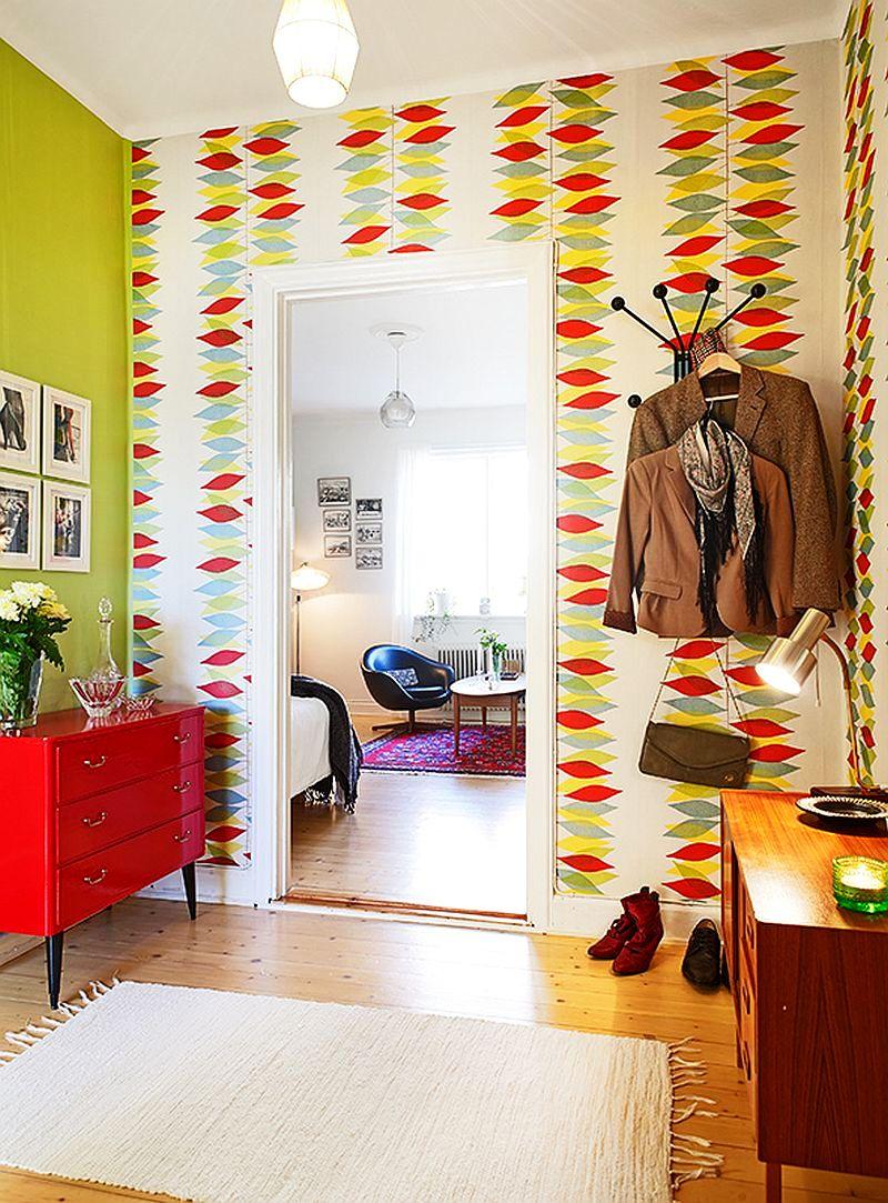 adelaparvu.com garsoniera cu hol si bucatarie colorate, Foto Standshem (10)