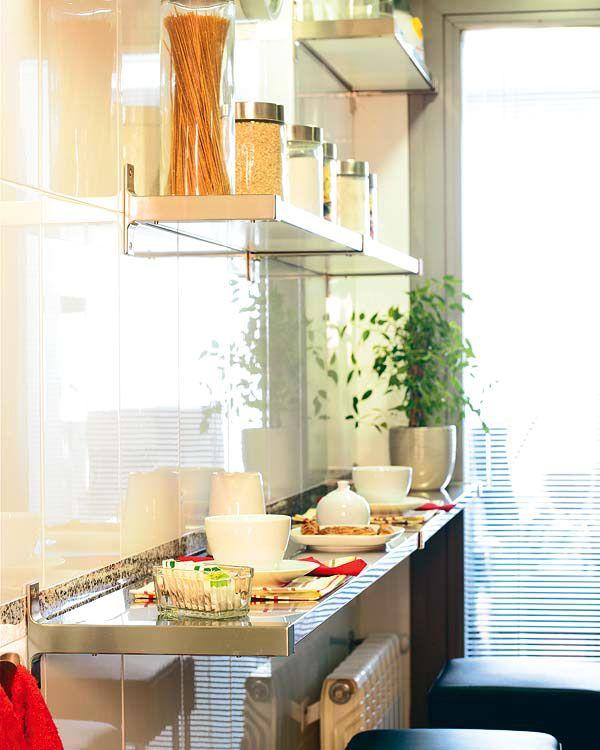 adelaparvu.com amenajare apartament cu camere mici la bloc, Foto Micasa (7)