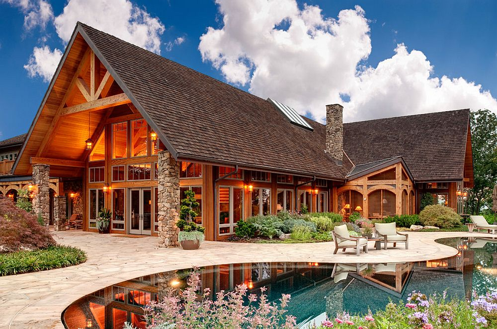 adelaparvu.com casa din lemn, casa american Georgia, arhitecti Moon Bros Architecture, Foto Galina Coada (1)