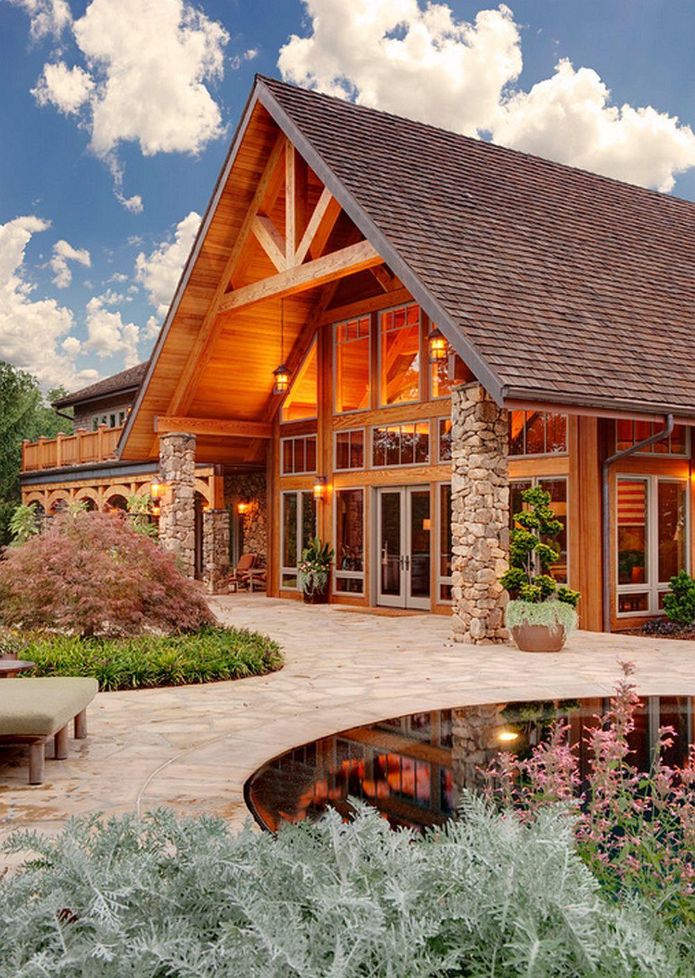 adelaparvu.com casa din lemn, casa american Georgia, arhitecti Moon Bros Architecture, Foto Galina Coada (2)